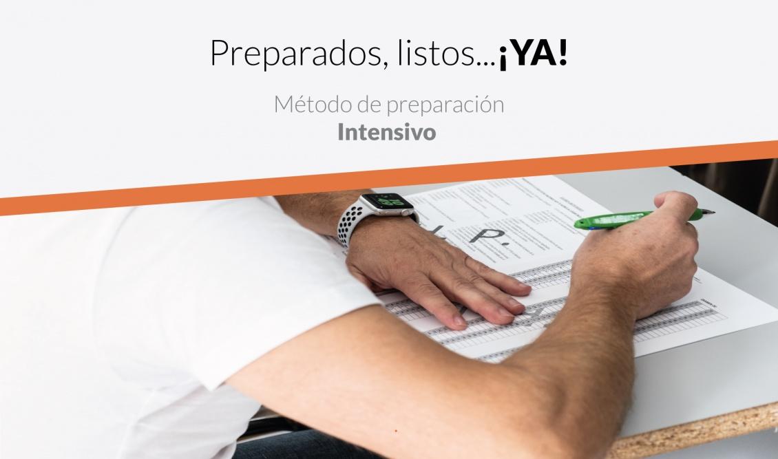 método intensivo de estudio de Centro Andaluz