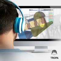 Clases videoconferencia Tropa