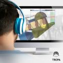 Clases semanales videoconferencia Tropa