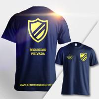 Camiseta técnica Vigilante de Seguridad