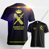 Camiseta técnica Guardia Civil