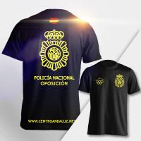 Camiseta técnica Policía Nacional