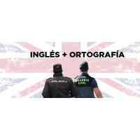 Temario en PDF de Inglés + Ortografía Oposición Guardia Civil 2018