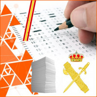 Test Oposición Guardia Civil 2017