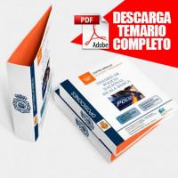 Temario COMPLETO en PDF Oposición Policía Nacional Escala Básica
