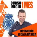Mensualidad Oposición Policía Nacional Escala Básica