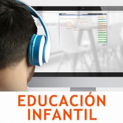 MENSUALIDAD CURSO PREPARACIÓN OPOSICIÓN EDUCACIÓN INFANTIL