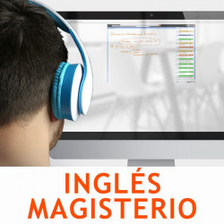 MENSUALIDAD CURSO PREPARACIÓN OPOSICIÓN EDUCACIÓN: INGLÉS