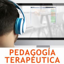 MENSUALIDAD CURSO PREPARACIÓN OPOSICIÓN EDUCACIÓN: PEDAGOGÍA TERAPÉUTICA
