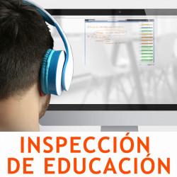 MENSUALIDAD CURSO PREPARACIÓN OPOSICIÓN INSPECCIÓN EDUCACIÓN