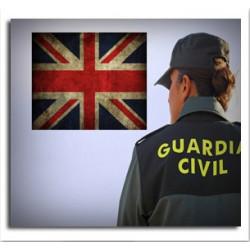 Clases de Refuerzo Inglés Guardia Civil