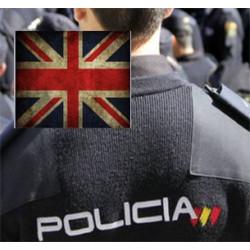 Clases de Refuerzo Inglés Policía Nacional
