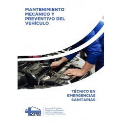 Curso Online de Mantenimiento preventivo vehículo