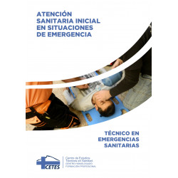 Curso Online de Atención Sanitaria Inicial