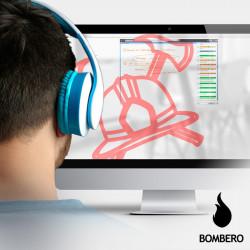 Clases videoconferencia Bomberos