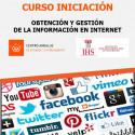 Curso de Iniciación en la Obtención y Gestión de la Información en Internet