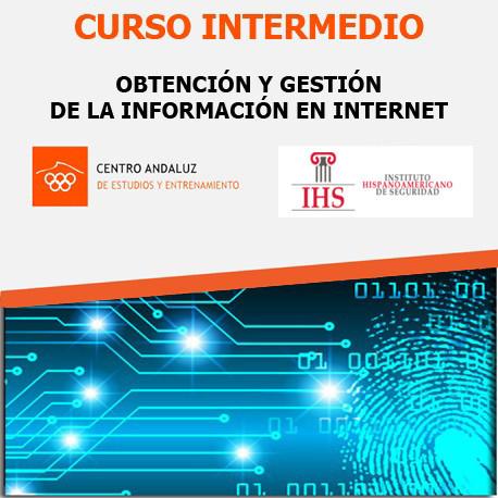 Curso de Obtención y Gestión de la Información en Internet