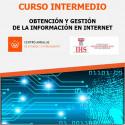 Curso Intermedio de Obtención y Gestión de la Información en Internet